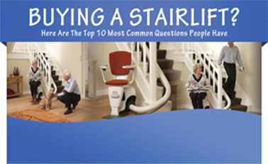 Buying  A Stairlift? Here Are The Top 10 Most Common Questions people Have