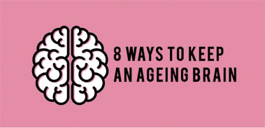 8 Ways to Keep an Ageing Brain Smart