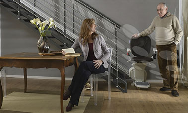 New stairlifts with a comprehensive warranty