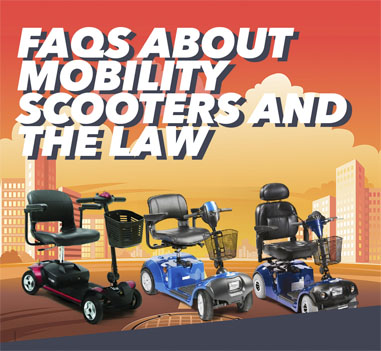 Mobility Scooters and the Law