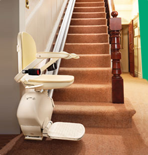 Straight stairlift Burnham-on-sea