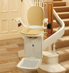 Reconditioned stairlift Myddfai