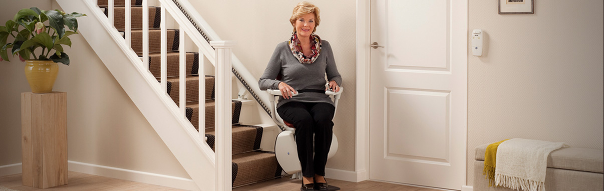 New Straight Stairlifts