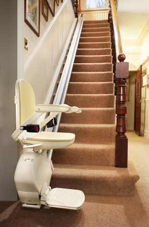 Straight stair lifts Newport