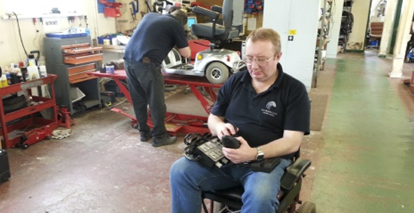 Mobility Scooter Repairs Bristol and Gloucester