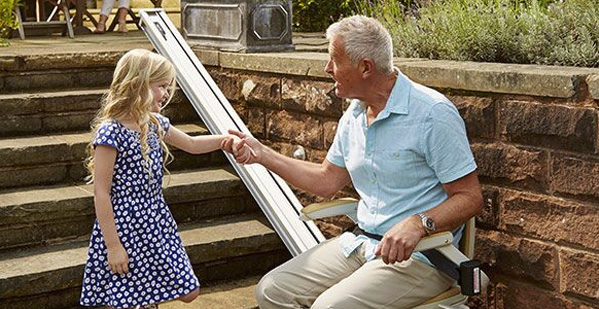 Outdoor Stairlifts Cardiff