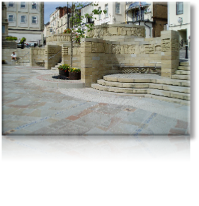 Chepstow Town Centre